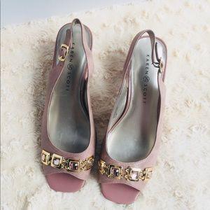 Karen Scott Womens Slingback Shoes